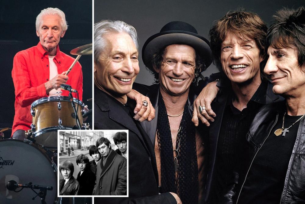 R.I.P!滚石乐队鼓手查理·沃茨去世,生命的节奏他敲击了80年